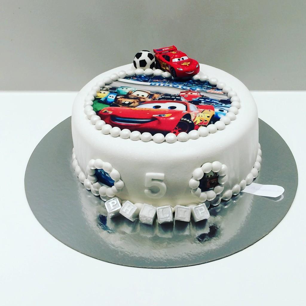 Lynet McQueen kake