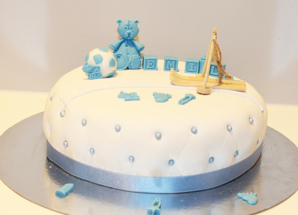 Emil dåp kake